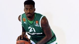 Dunk of the Night: Kenny Gabriel, Panathinaikos Superfoods Athens