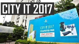 CITY IT 2017 Computer Fair Video Tour | PCB BD