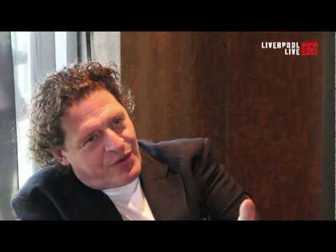Liverpool Live Tv Talk To Marco Pierre White At Frankies video