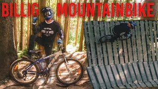 Die BILLIG DOWNHILL MOUNTAIN BIKE 100K CHALLENGE (+ Giveaway)