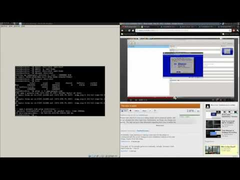 Arch Linux Installation Part 1 Revised - Base Install - July 23. 2012