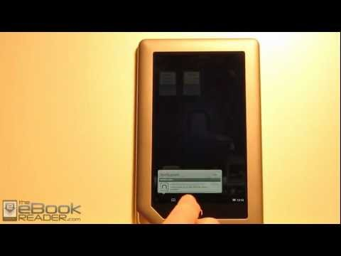 How To Root Nook Tablet. Install Android Market. Disable OTA Updates. etc