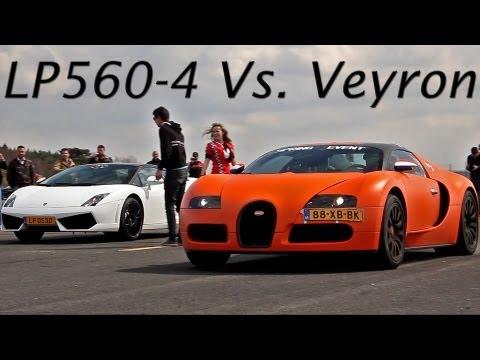 bugatti veyron w mansory exhaust vs lamborghini gallardo lp560 4 bicolore 108. Black Bedroom Furniture Sets. Home Design Ideas