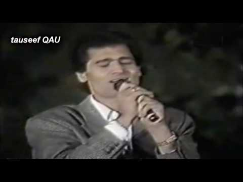 Asad Amanat Ali sings Altaf Gauhar - Ghar wapis jab (PTV Live...
