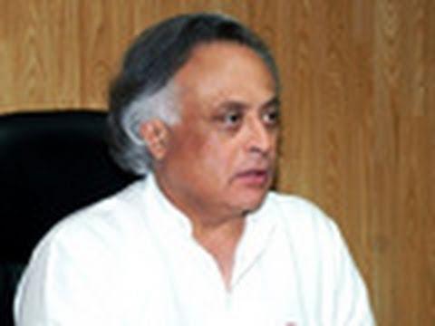 Who is Jairam Ramesh?