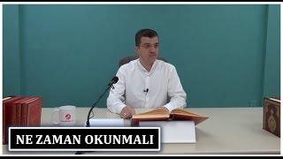 Hasan Yenidere - Ne Zaman Okunmalı?