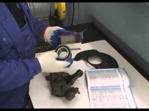 Wymiana łożyska piasty - Complex Automotive Bearings