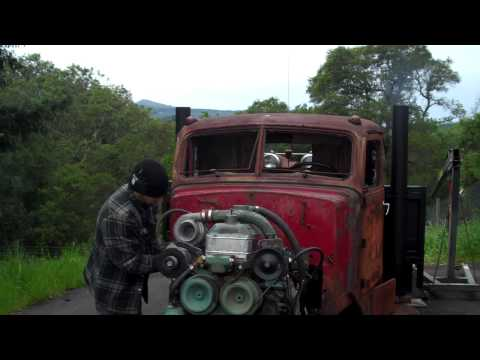 RUN AWAY Detroit Diesel! 453-T