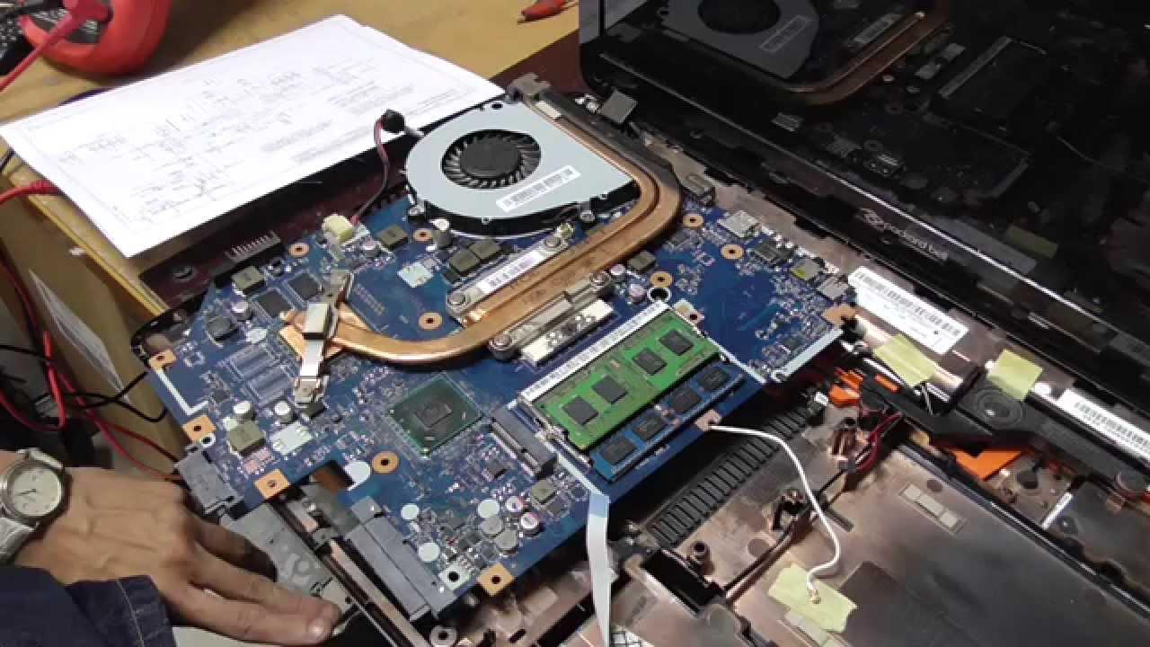 Toshiba l750 периодически, самопроизвольно отключается