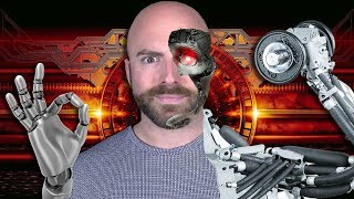 10 New Technologies That Will Make You A Cyborg!