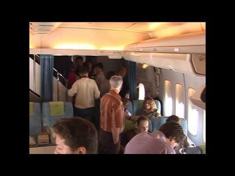 Iran Air Boeing B-747-100 flight