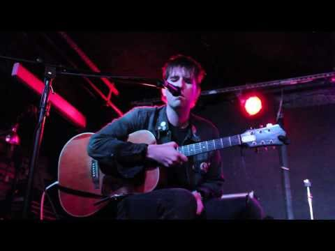 John Murry - Little Coloured Balloons Live at the Mercury Lounge, NYC, Oct. 17, 2013