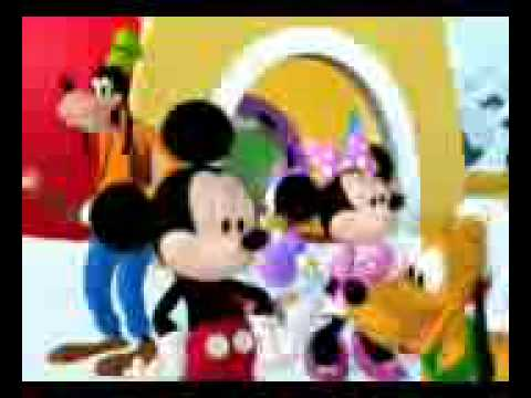 mickey's clubhouse Prt1