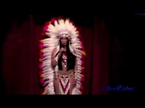 Cher - Half-breed [live At The Colosseum] video