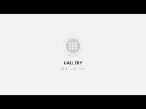 Gallery WordPress Plugin - Brief Overview