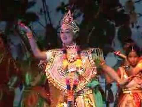 Shri Krishna Raslila, Ananya Dutta, Deepika, Gopis, Maha Rakh 2013, Joysagar, Video-4 video