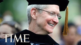 Apple CEO Tim Cook Delivers The 2017 MIT Commencement Speech   TIME