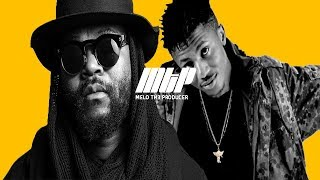 [FREE[ Sjava X Emtee - Mthandazo  [2019 Type Beat][Prod.by MTP]