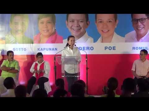 'Partido Galing at Puso' slate launched
