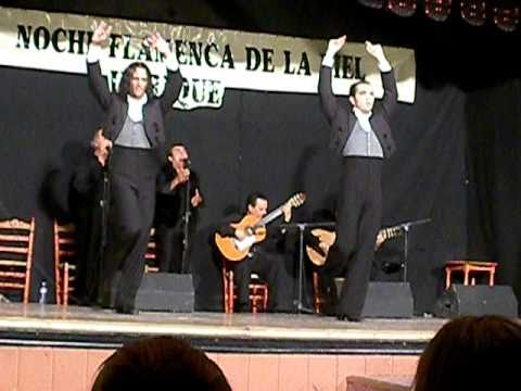 Baile por farrucas