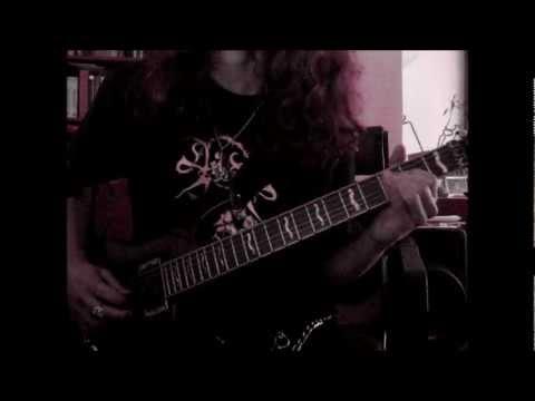 Varathron - Unholy Funeral (guitar cover)