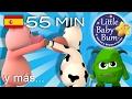 Naranjas y limones | Y muchas más canciones infantiles | ¡LittleBabyBum!