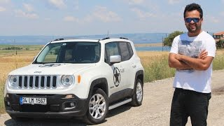 Jeep Renegade Test Sürüşü