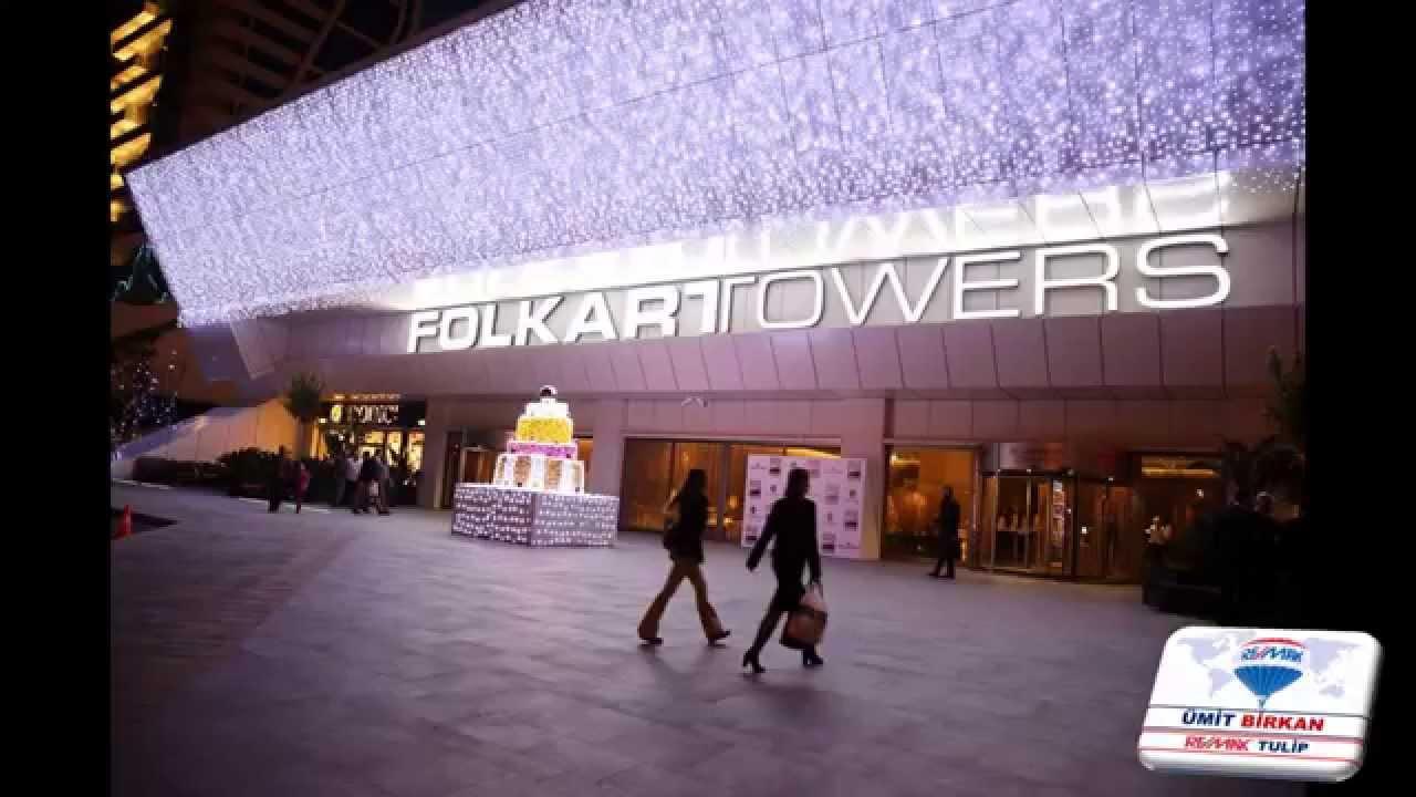 Folkart Towers Satilik ve