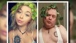 """Dad's funny response to daughter taking """"sexy"""" selfies"""