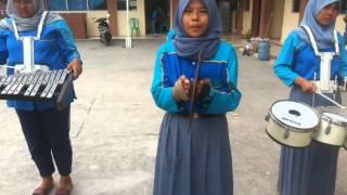 Ulang tahun(marching band SMA Al asiyah cibinong)