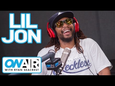 Lil Jon Talks Big Sean's Naya Rivera Diss | On Air with Ryan Seacrest