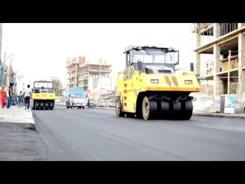 Road Construction In Addis Ababa 2
