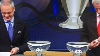 semifinal UEFA champions league 2017 DRAW LIVE