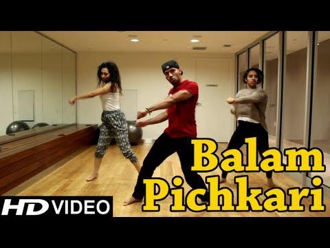 Balam Pichkari - Yeh Jawaani Hai Deewani | Dance Choreography...