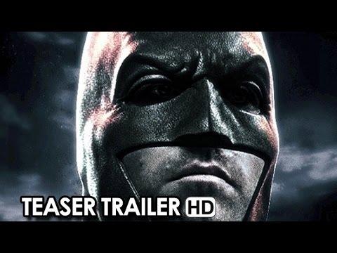 Batman v Superman: Dawn of Justice Teaser Trailer Ufficiale Italiano (2016) - Zack Snyder HD