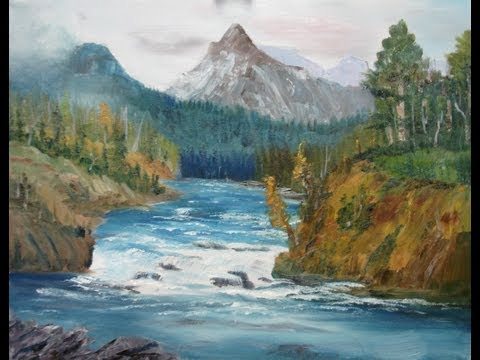March 16, 2013 Oil Painting -