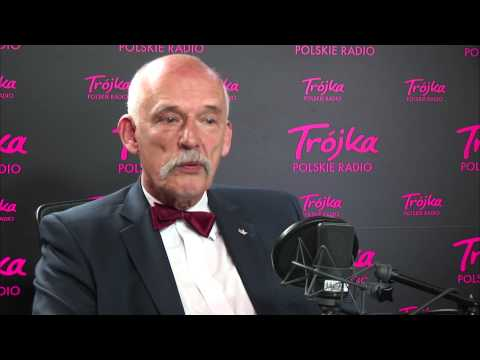 Korwin-Mikke: dla Polski lepsza była słaba Ukraina (Trójka)