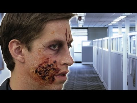 What It's Like To Be A Zombie In The Office