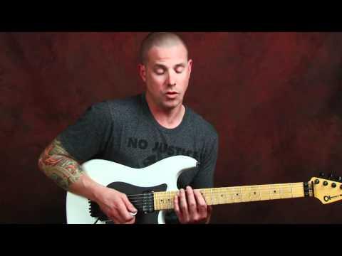 Lessons - Metal - Dimebag Darrell Pantera Style Diminished Tonality