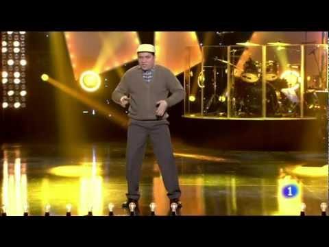 El Aberroncho (Paco Collado) - Dia de la Madre - En directo TVE