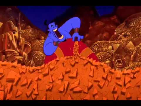 Alladin Cartoon Song - Mere Jesa Koi Dost Nhe In Hindi video
