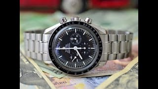 IS THE OMEGA SPEEDMASTER MOTM STILL COOL ? Is it worth buying? MB8