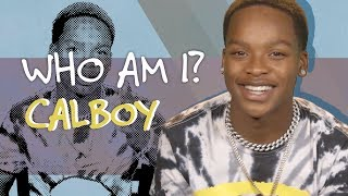 Calboy Shares Craziest Fan Moment on Kodak Black Tour | Who Am I?