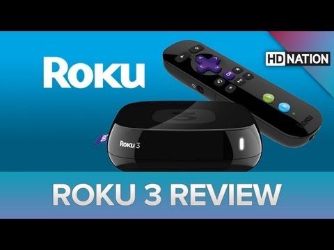 Roku 3 Review: Can It Beat Apple TV?
