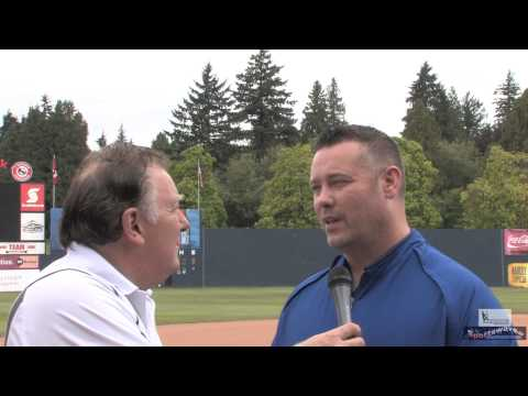 Interview with the voice of the Vancouver Canadians - Rob Fai