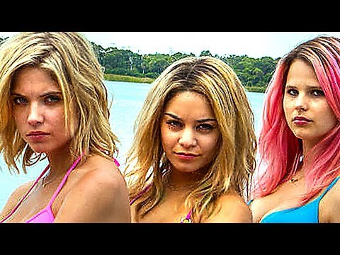 [Non Censuré] Spring Breakers Bande Annonce VF