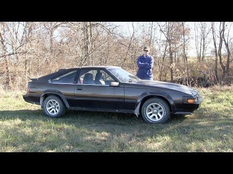 How to Make a Youtube Car Review - 1985 Toyota Celica Supra
