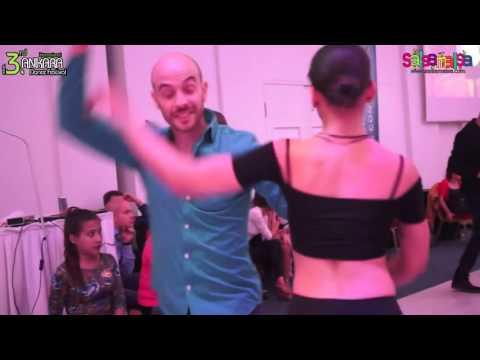 Isaia Leoni & Yağmur Social Salsa | AIDC-2015