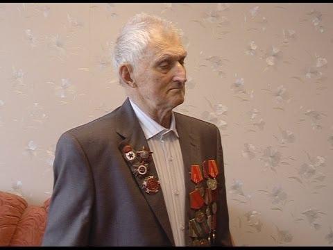 Юбилей ветерана.