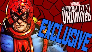 Spider-Man Unlimited: Spider-Jameson The Super Astronaut (FIRST LOOK)